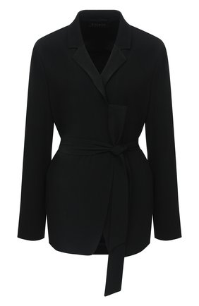 Женский жакет ESCADA черного цвета, арт. 5033711 | Фото 1