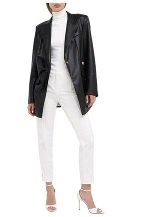 Женские брюки ESCADA белого цвета, арт. 5033687 | Фото 2