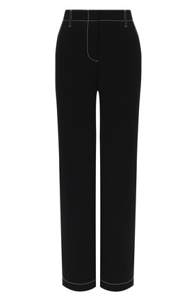 Женские брюки ESCADA черного цвета, арт. 5033650 | Фото 1