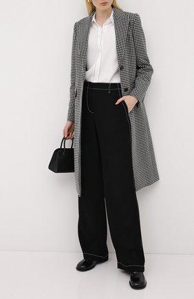 Женские брюки ESCADA черного цвета, арт. 5033650 | Фото 2