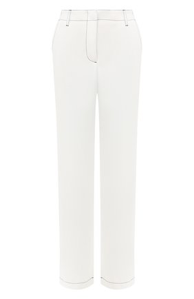 Женские брюки ESCADA белого цвета, арт. 5033650   Фото 1