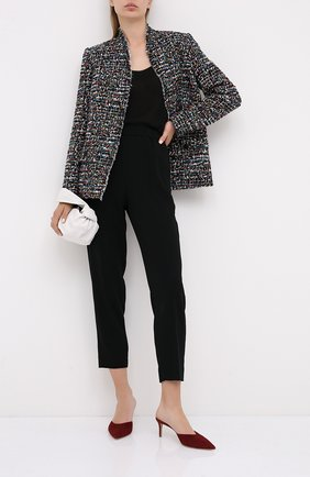 Женские брюки ESCADA черного цвета, арт. 5033544 | Фото 2