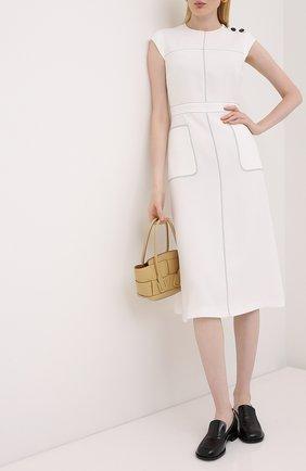 Женское платье ESCADA белого цвета, арт. 5033530 | Фото 2