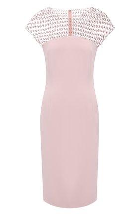 Женское платье ESCADA светло-розового цвета, арт. 5033527 | Фото 1