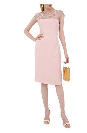 Женское платье ESCADA светло-розового цвета, арт. 5033527 | Фото 2