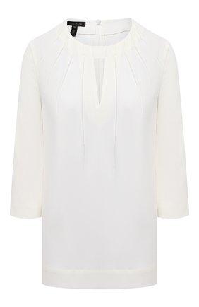 Женская блузка ESCADA белого цвета, арт. 5033522 | Фото 1