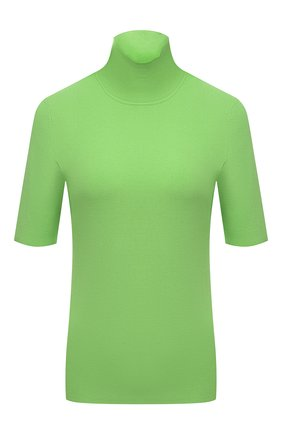 Женский пуловер из вискозы ESCADA зеленого цвета, арт. 5033464 | Фото 1
