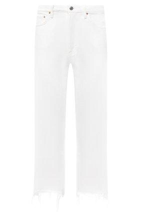 Женские джинсы GRLFRND черно-белого цвета, арт. GF42088851318 | Фото 1