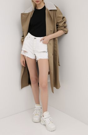 Джинсовые шорты | Фото №2