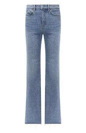Женские джинсы GRLFRND голубого цвета, арт. GF40459561262 | Фото 1