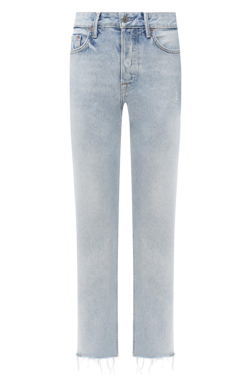 Женские джинсы GRLFRND голубого цвета, арт. GF40058691304 | Фото 1