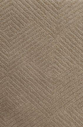 Мужского хлопковое полотенце FRETTE хаки цвета, арт. FR6243 D0112 050Z | Фото 2