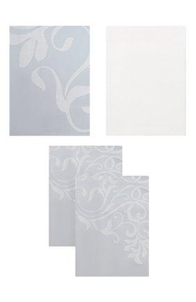 Мужского комплект постельного белья FRETTE светло-голубого цвета, арт. FR6594 E3478 240B | Фото 1