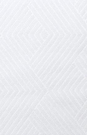 Мужского хлопковое полотенце FRETTE белого цвета, арт. FR6243 D0100 040C | Фото 2