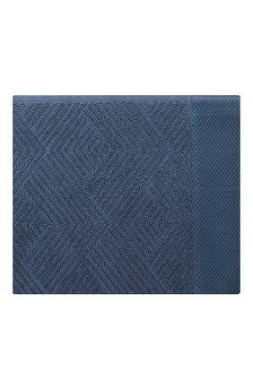Мужского хлопковое полотенце FRETTE синего цвета, арт. FR6243 D0100 040C | Фото 1