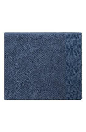 Мужского хлопковое полотенце FRETTE синего цвета, арт. FR6243 D0200 060F | Фото 1