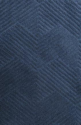 Мужского хлопковое полотенце FRETTE синего цвета, арт. FR6243 D0200 060F | Фото 2