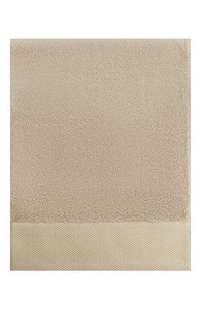 Мужского хлопковое полотенце FRETTE хаки цвета, арт. FR6244 D0200 060F | Фото 1