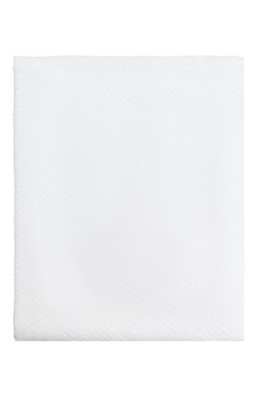 Мужского хлопковое полотенце FRETTE белого цвета, арт. FR6243 D0200 060F | Фото 1