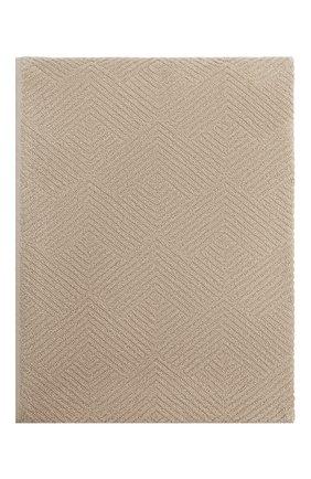 Мужского хлопковое полотенце FRETTE хаки цвета, арт. FR6243 D0200 060F | Фото 1