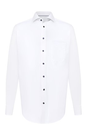 Мужская хлопковая сорочка ETON белого цвета, арт. 3000 00169 | Фото 1