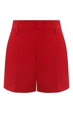 Женские шорты REDVALENTINO красного цвета, арт. UR3RFD30/2EU | Фото 1