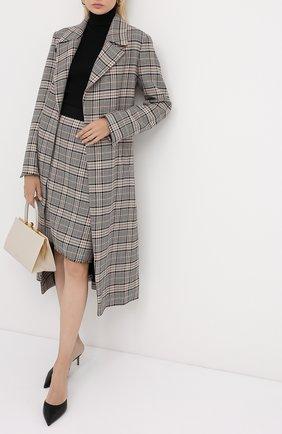 Женская пуловер из вискозы ESCADA SPORT черного цвета, арт. 5033485 | Фото 2