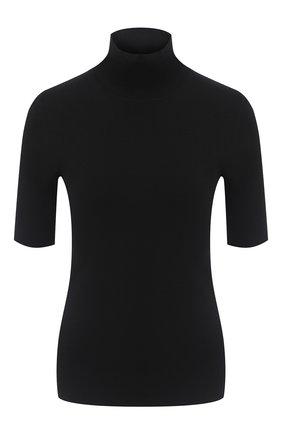 Женская пуловер из вискозы ESCADA черного цвета, арт. 5033464 | Фото 1