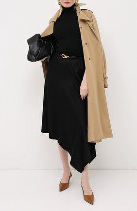 Женская пуловер из вискозы ESCADA черного цвета, арт. 5033464 | Фото 2