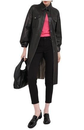 Женские джинсы ESCADA SPORT черного цвета, арт. 5032901 | Фото 2