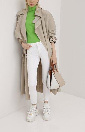 Женские джинсы ESCADA SPORT белого цвета, арт. 5032901 | Фото 2