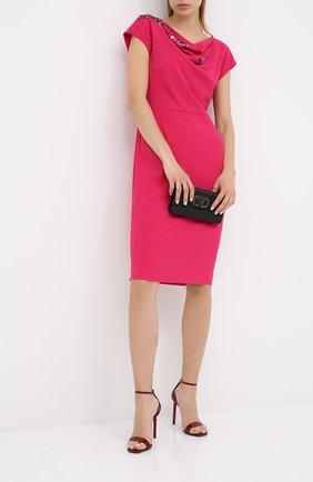 Женское платье ESCADA фуксия цвета, арт. 5015999 | Фото 2