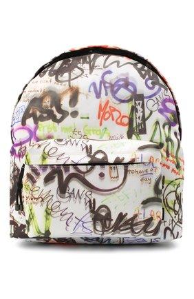 Женский текстильный рюкзак VETEMENTS разноцветного цвета, арт. UAH21BA252 1301/W | Фото 1