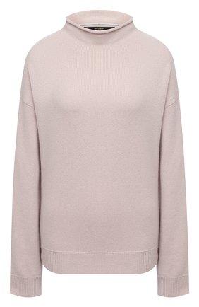 Женский кашемировый пуловер WINDSOR бежевого цвета, арт. 52 DP454 10000805 | Фото 1
