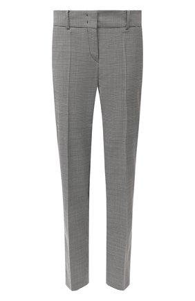 Женские шерстяные брюки WINDSOR черно-белого цвета, арт. 52 DHE406 10009429 | Фото 1