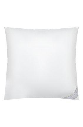 Мужского пуховая подушка FRETTE белого цвета, арт. F0A184 F6100 065B | Фото 1