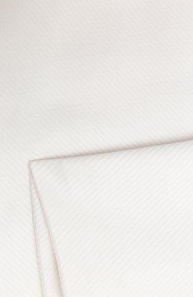 Мужского хлопковое покрывало FRETTE бежевого цвета, арт. FR6664 F1100 270A | Фото 2