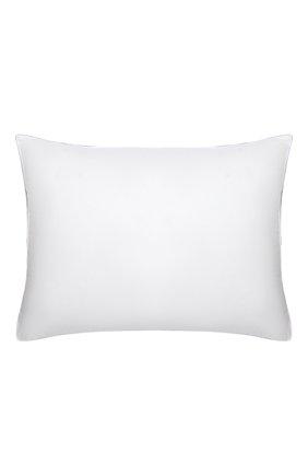 Мужского пуховая подушка FRETTE белого цвета, арт. F0A184 F6000 051C | Фото 2
