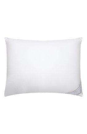 Мужского пуховая подушка FRETTE белого цвета, арт. F0A186 F6000 051C | Фото 1