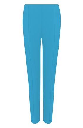 Женские брюки ESCADA голубого цвета, арт. 5024888 | Фото 1