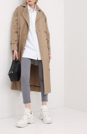 Женские джинсы ESCADA SPORT серого цвета, арт. 5032539 | Фото 2