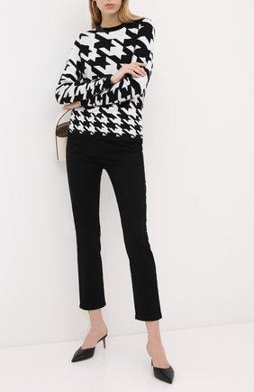 Женские джинсы ESCADA черного цвета, арт. 5033951 | Фото 2