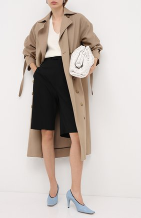Женская шерстяной свитер ESCADA SPORT белого цвета, арт. 5033492 | Фото 2