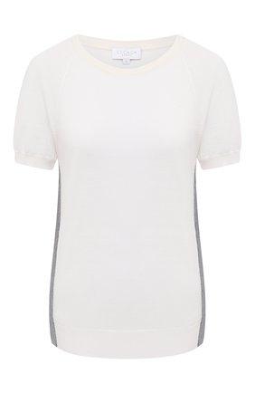 Женская шерстяной пуловер ESCADA SPORT белого цвета, арт. 5033304 | Фото 1
