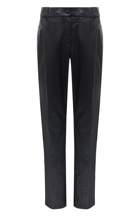 Женские кожаные брюки WINDSOR черного цвета, арт. 52 DL401 10008344 | Фото 1