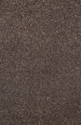 Женские носки из кашемира и шелка BRUNELLO CUCINELLI коричневого цвета, арт. M41945019   Фото 2