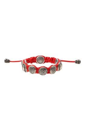 Женский браслет в добрый час GL JEWELRY серебряного цвета, арт. M470004-S97-01 | Фото 1