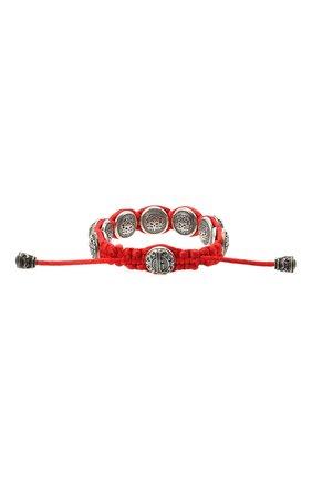 Женский браслет в добрый час GL JEWELRY серебряного цвета, арт. M470004-S97-01 | Фото 2