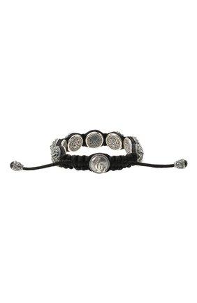 Женский браслет сакральная геометрия GL JEWELRY серебряного цвета, арт. M420050-S97-435 | Фото 2