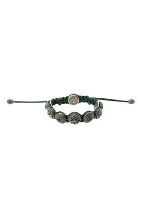 Женский браслет сакральная геометрия GL JEWELRY серебряного цвета, арт. M420042-S97-434 | Фото 1